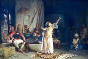 Historie des orientalischen Tanzes